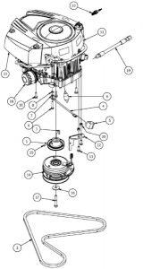 540cc Briggs Engine