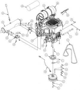 824cc EFI Kohler