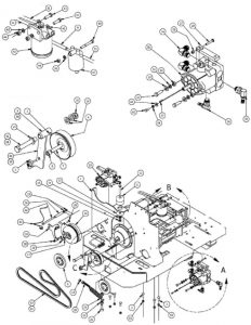 Pump Plate Assembly