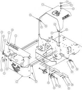 Suspension & Back Pump Cover Assemblies-1