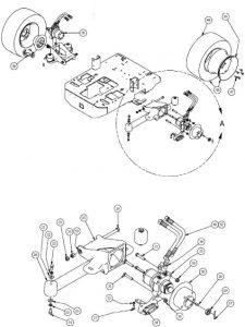 Suspension & Back Pump Cover Assemblies-2