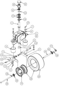 Suspension Fork Assembly