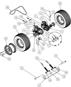 Transaxle Assembly